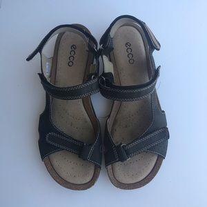 Ecco Leather Women's Sandals